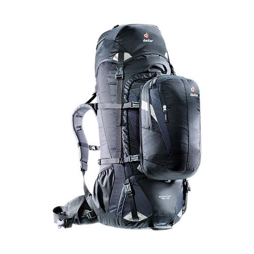 mochila deuter 70 +10 quantum camping, trilhas e montanhismo