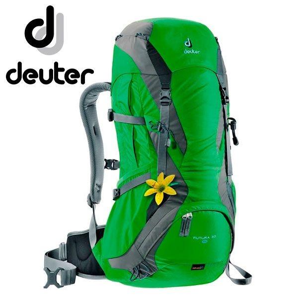 809ce92e3 Mochila Deuter Guide 30+ Sl Escalada Aventura   700045 Verde - R ...