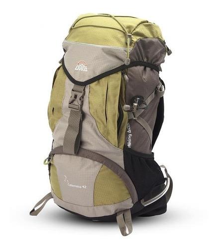 mochila doite catemaco 42 litros trekking el combatiente