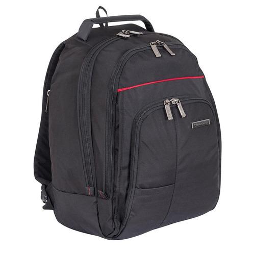 mochila dow laptop mochila 373 negro saxoline
