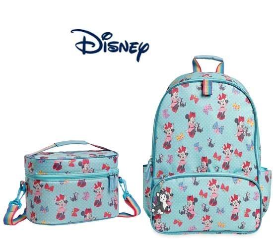 281e9c8c8 Mochila E Lancheira Minnie - Disney Original - R  229
