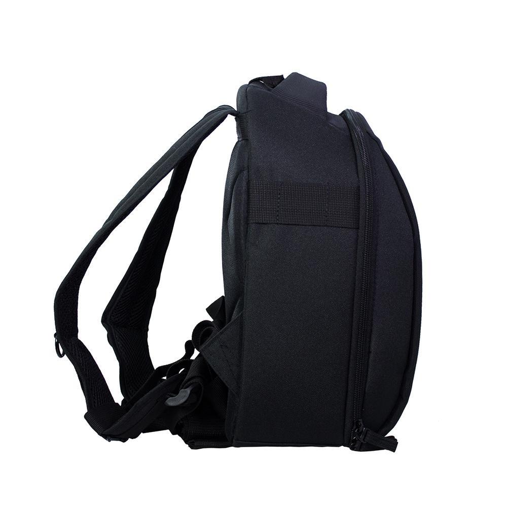 75a6df1040 mochila easy ec- 8852-l para equipamentos fotográficos. Carregando zoom.