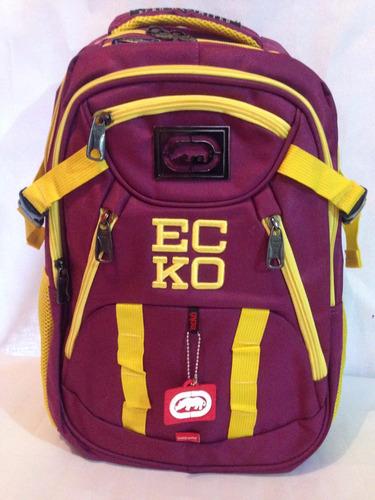 mochila ecko nueva original