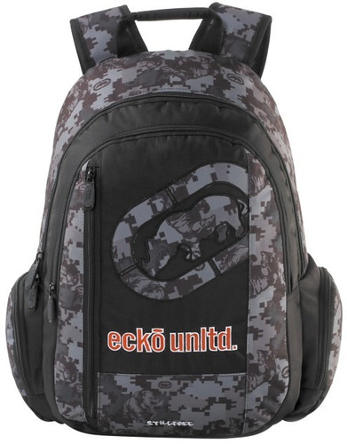 mochila ecko red still free- 106402