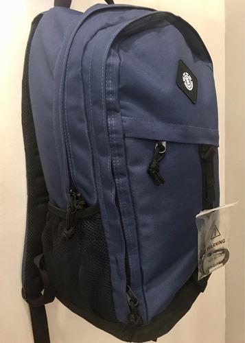 mochila element azul cypress original