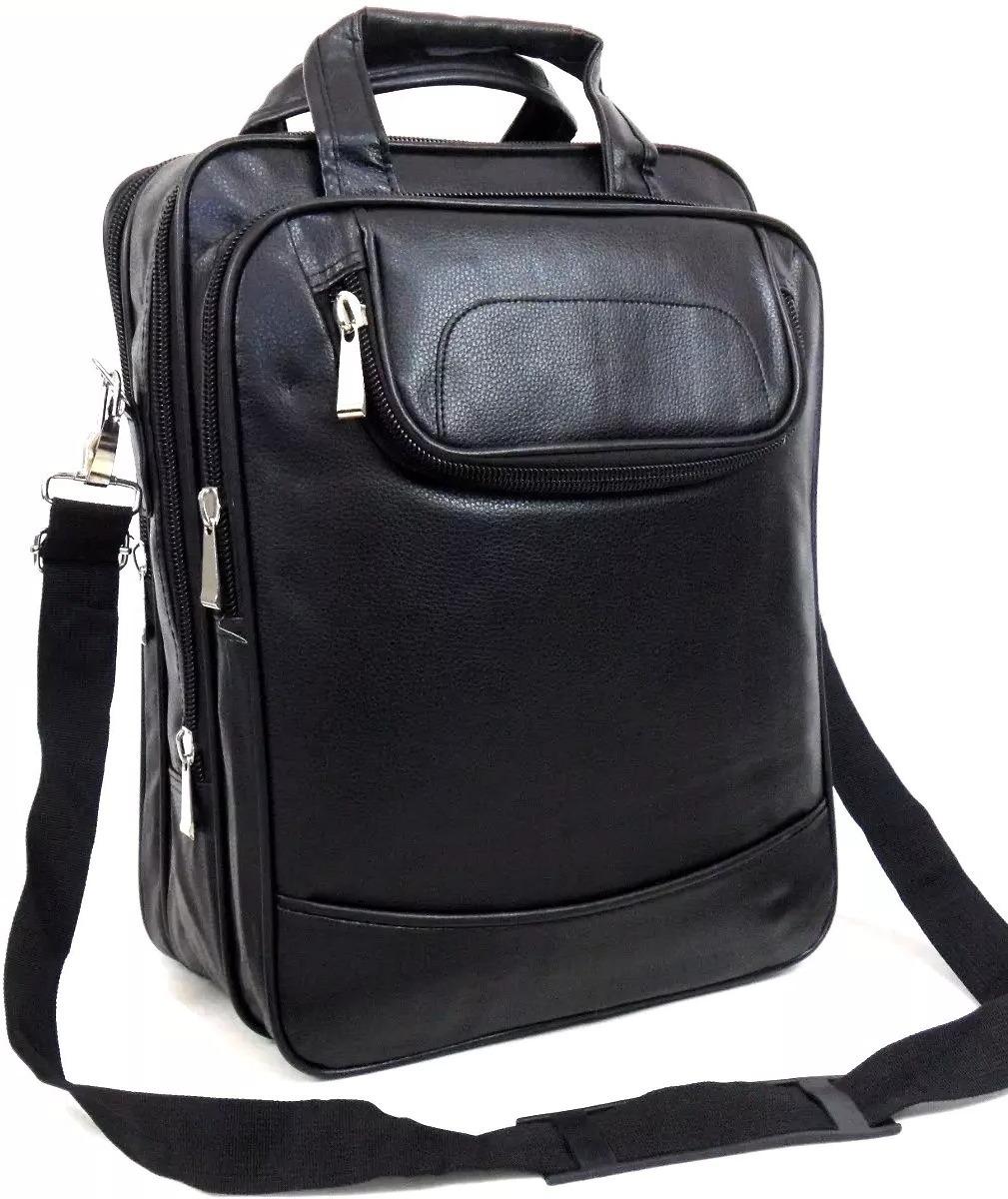 a764ab327 mochila escolar bolsa mala masculina notebook em couro. Carregando zoom.