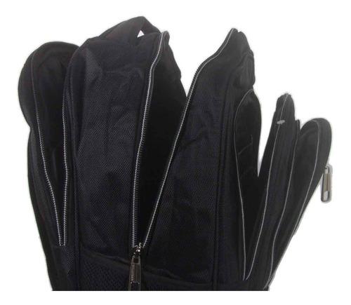 mochila escolar capa de chuva cabe note 15,6 reforçada