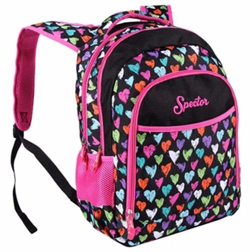 Bolsa Escolar Feminina Mercado Livre : Mochila escolar cora??o feminina sport bolsa