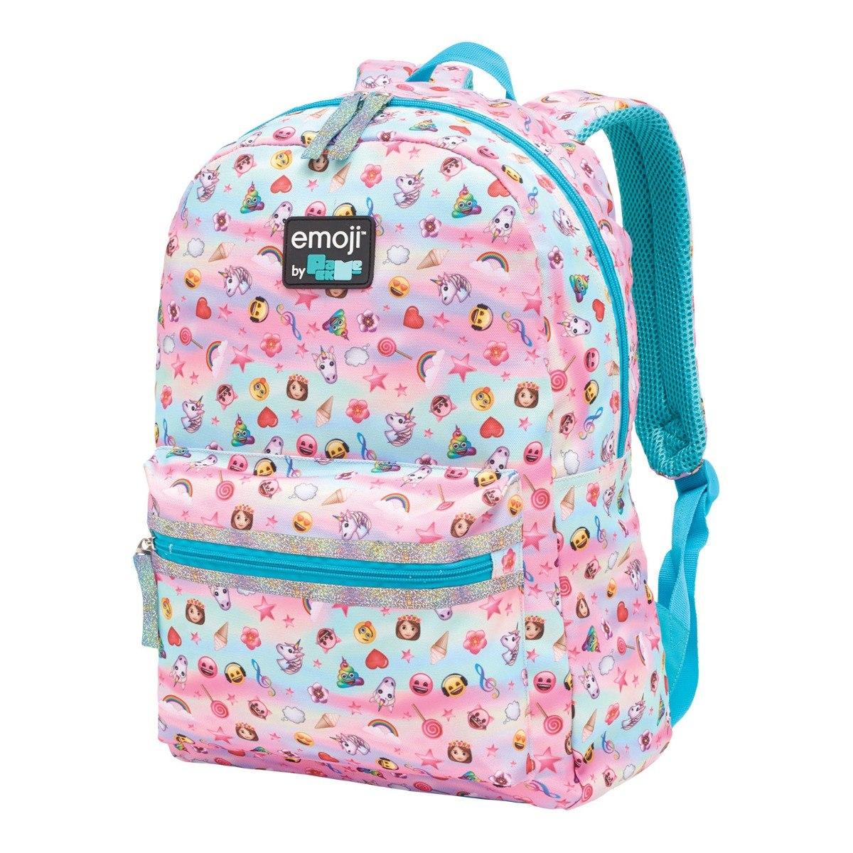 746a83ae5 mochila escolar costas emoji magical unicórnio pacific. Carregando zoom.