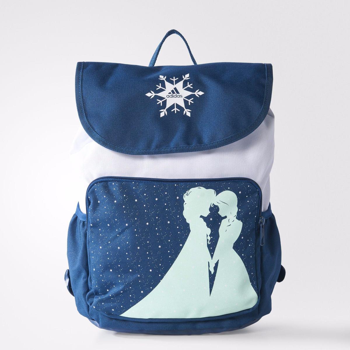 comprar lo mejor calidad primero en stock Mochila Escolar Disney Frozen Elsa Y Anna Niña adidas Az1844