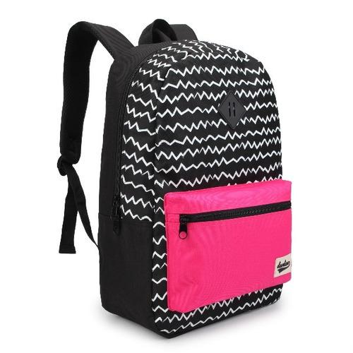 mochila escolar feminina bolsa passeio dl0206 para dia dia