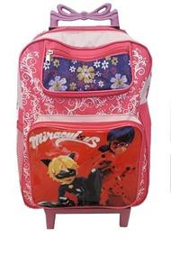 5e0939c80 Kit Mochila Infantil Feminina Rodinha - Mochilas Escolar no Mercado Livre  Brasil