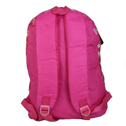 mochila escolar feminina juvenil coruja impermeavel mf8010