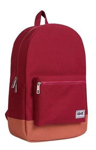 mochila escolar impermeable portanotebook mujer hombre
