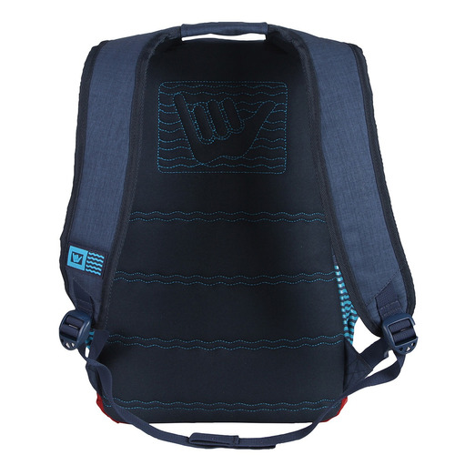 mochila escolar  impermeável notebook 15 hang loose hla1203