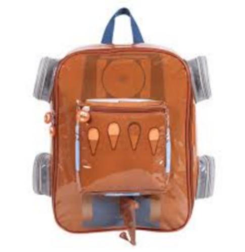 mochila escolar infantil mcqueem carros - mate costa