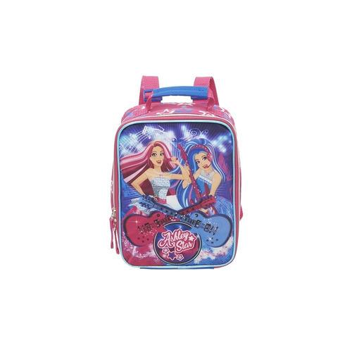 mochila escolar infantil rodinha carrinho lancheira estojo