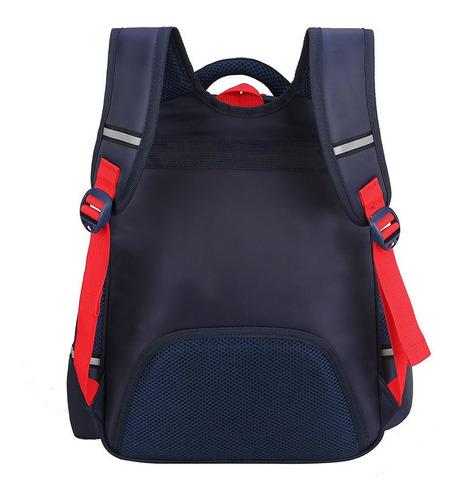 mochila escolar infantil temática capitão américa