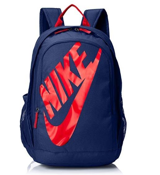 Juvenil Mujer Escolar Nike Original Hombre Azulrojo Mochila 34AL5jqR