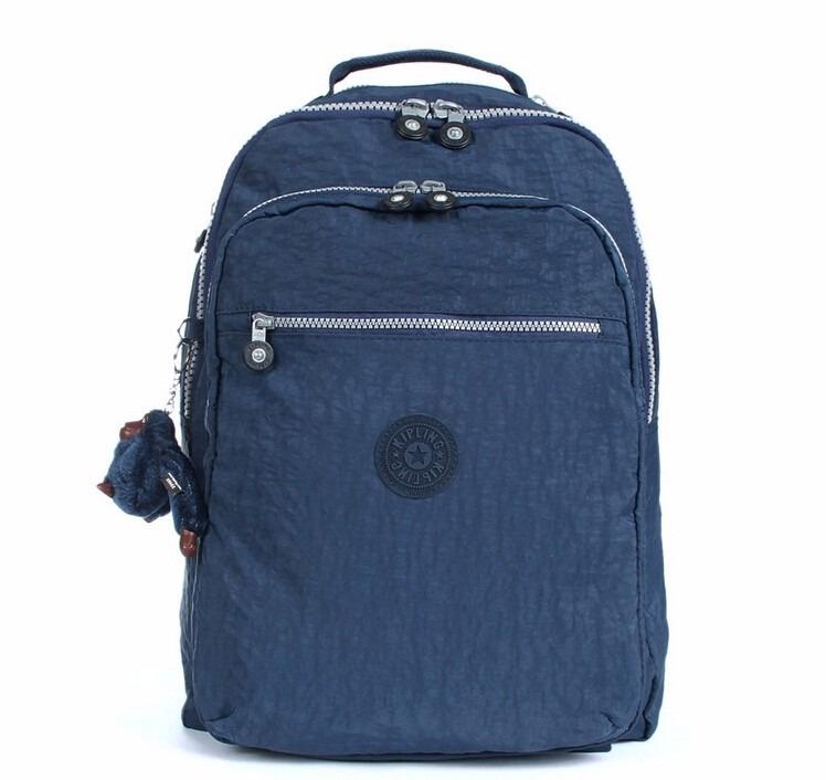 51476444e Mochila Escolar Kipling Class Seoul Pronta Entrega - R$ 315,00 em ...