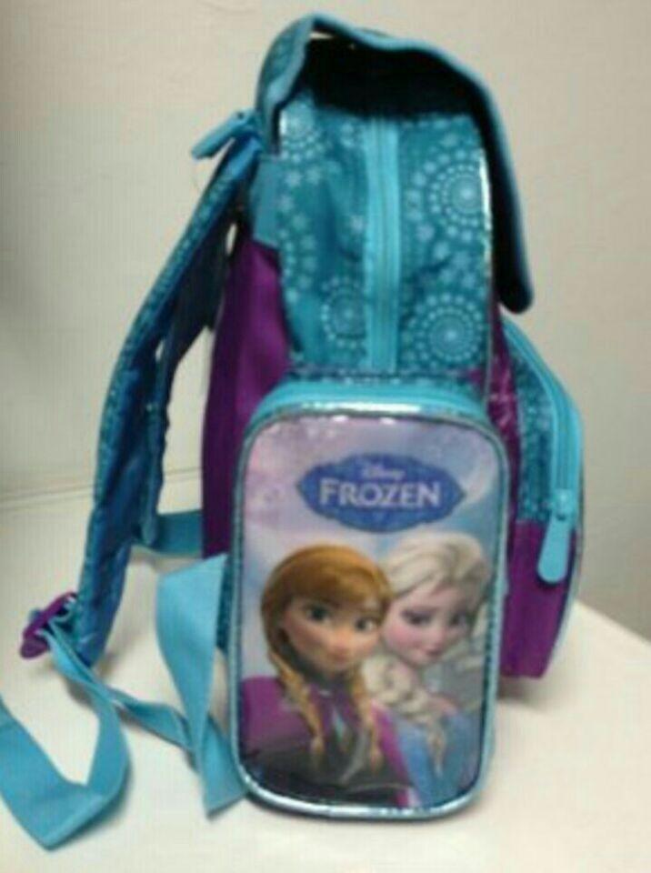 Bolsa Escolar Feminina Da Frozen : Mochila escolar pequena sem rodinhas da frozen estojo