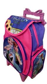 d9cd72025 Mochila Rodinha Feminina Infantil Baby Frozen - Calçados, Roupas e ...