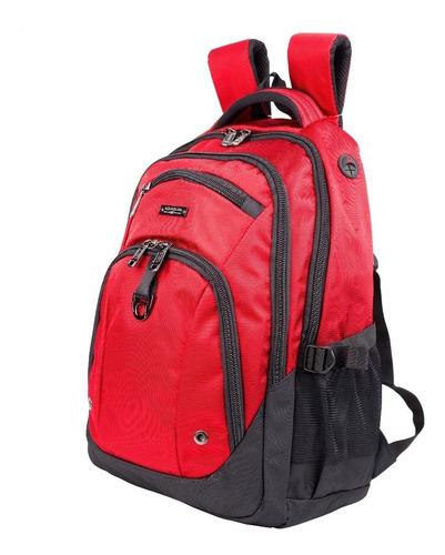 mochila escolar reforzada porta notebook hombre cuotas