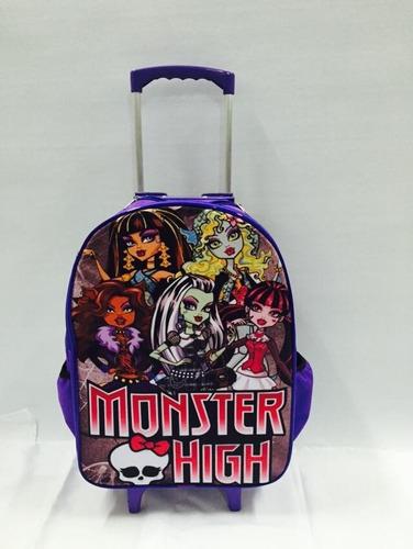 mochila escolar rodinhas