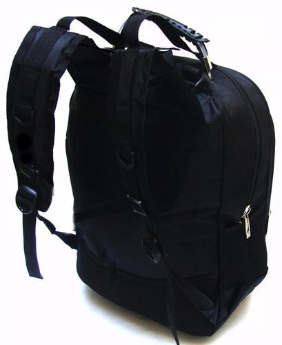 mochila escolar sporte notebook 15' masculino/feminino