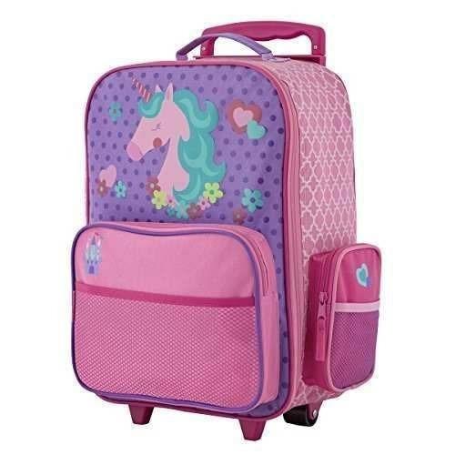 mochila escolar stephen joseph clásico de niño compreonline