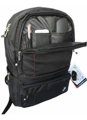 mochila escolar top drawer molamenqing negro