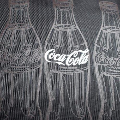 mochila espalda 17  coca-cola (9299)