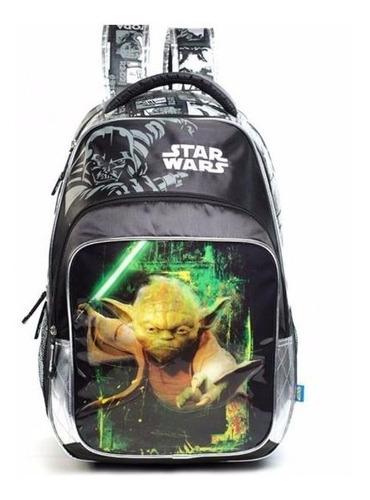 mochila espalda de 18  star wars (8636)