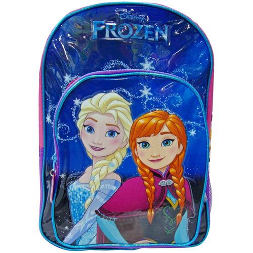mochila espalda frozen 16'' (7459)