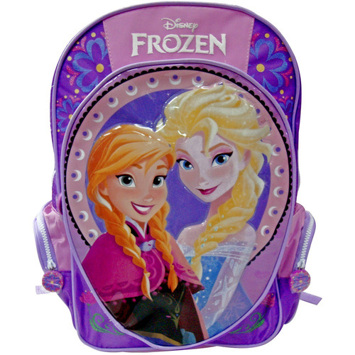 mochila espalda frozen 17'' (7461)