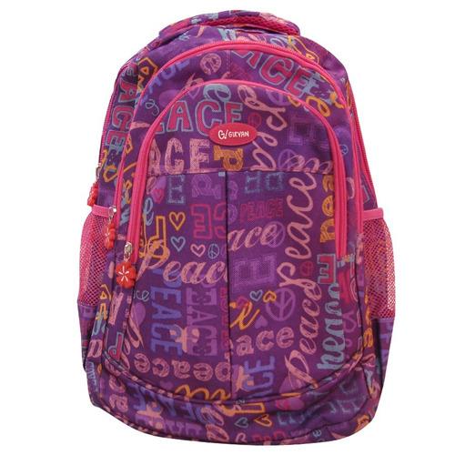 mochila espalda girvan 16 girl (6332)