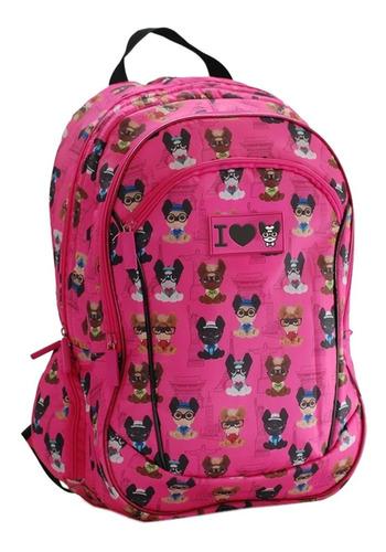 mochila espalda grande 18 pulg trendy dogs 97627 mundomanias