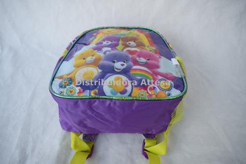 mochila espalda ositos cariñosos 10 pulga jardin care bear