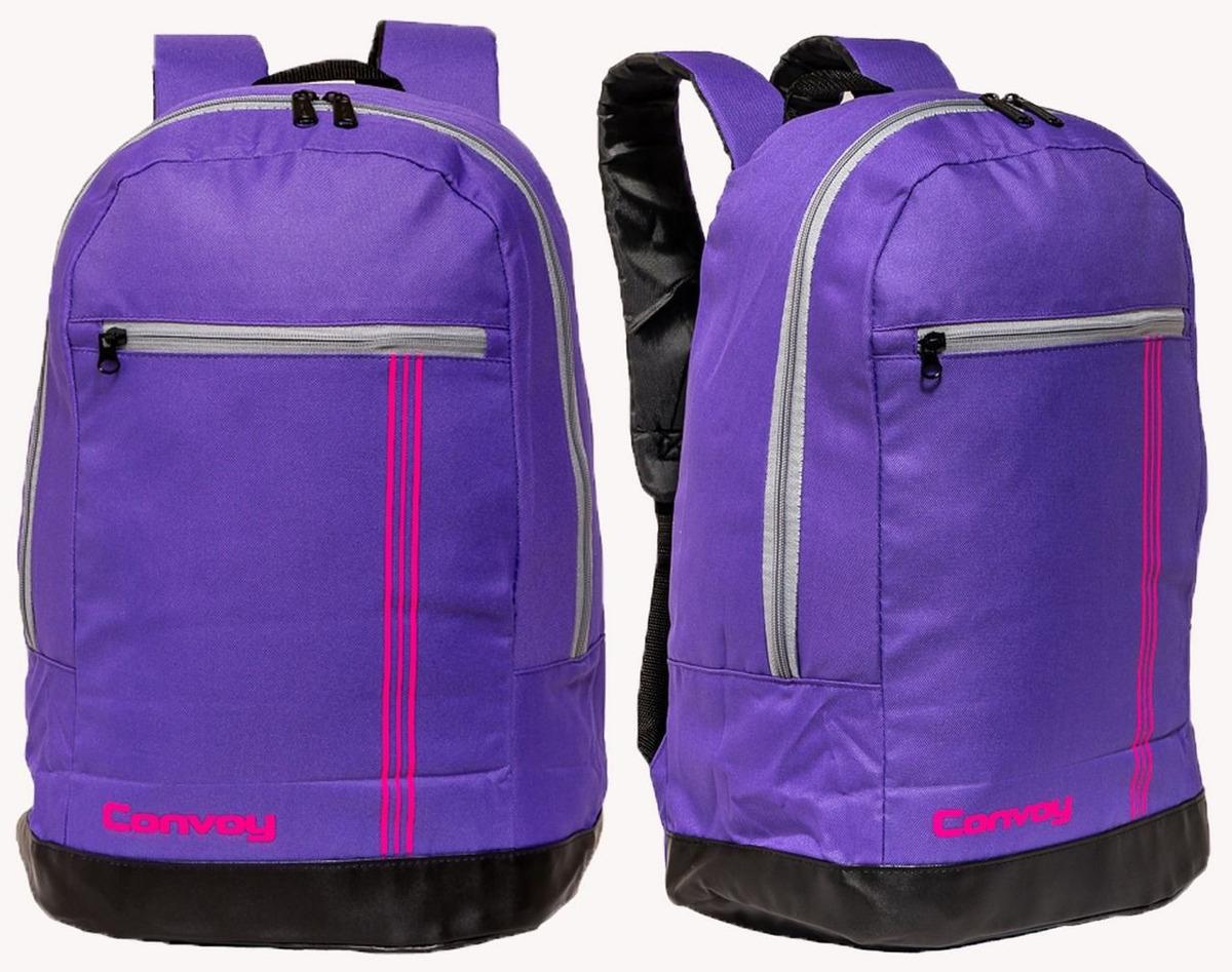 34ff9975e mochila esportiva feminina reforçada academia rosa lilás. Carregando zoom.