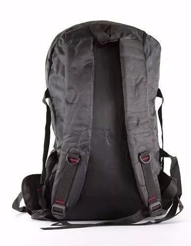 mochila esportiva moto boy resistente chuva lama 50l nylon