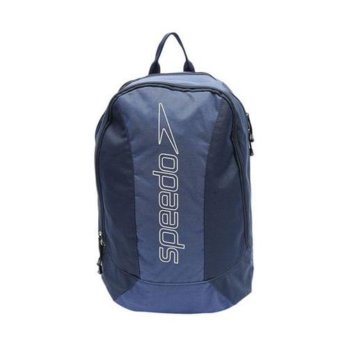 mochila essential speedo marinho/azul