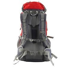 mochila everest 55 national geographic c/cobertor impermeabl
