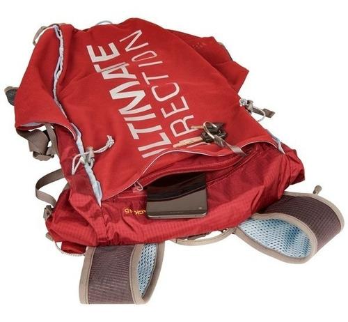 mochila fastpack 45 senderismo, ciclismo, esquí