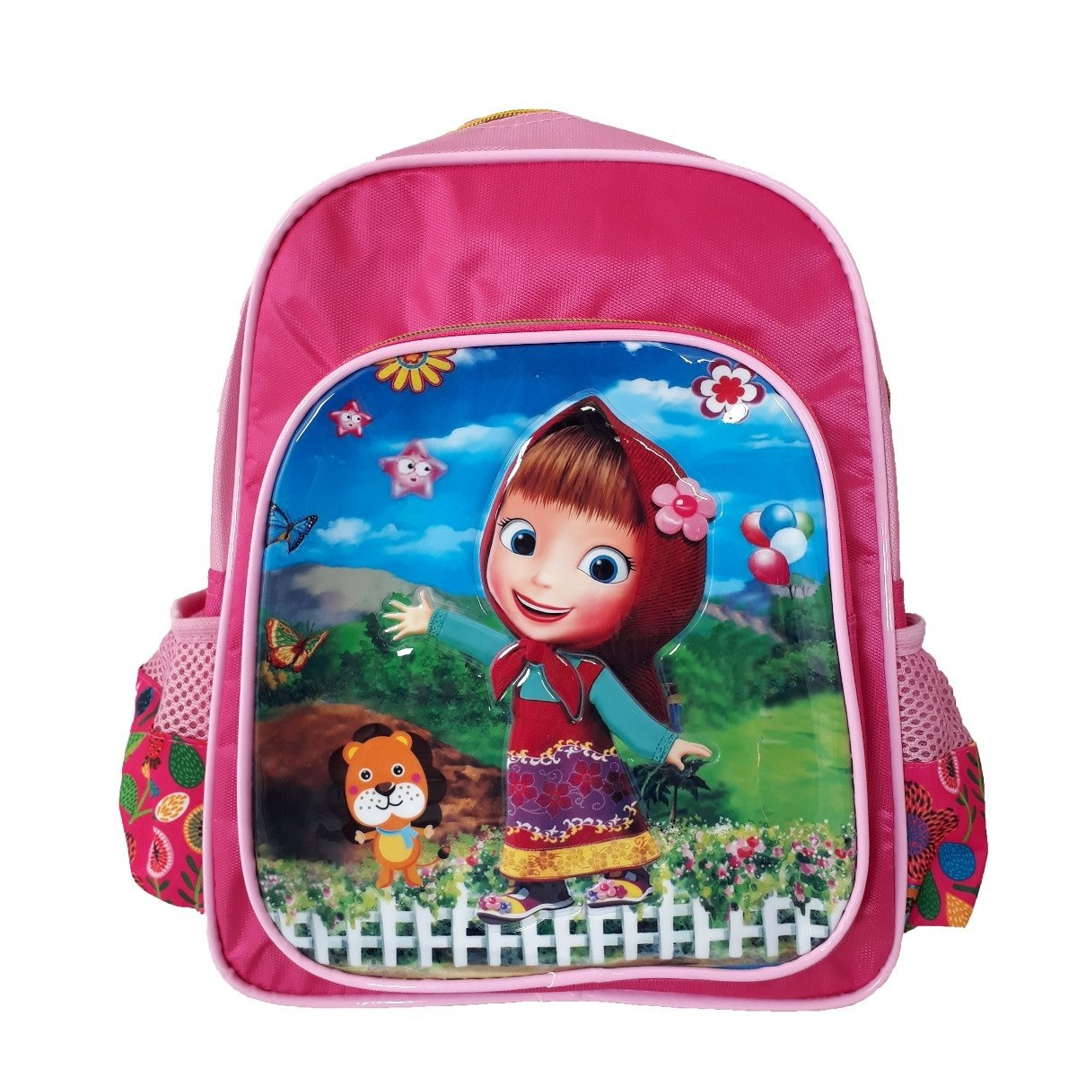 057558150 mochila feminina barata costas rosa princesa menina media m. Carregando zoom .