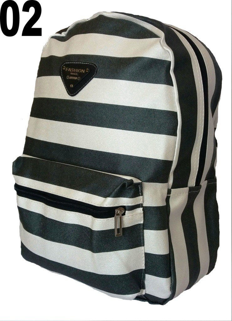 7dcc94d33 mochila feminina bolsa escolar faculdade coleção nova couro. Carregando zoom .