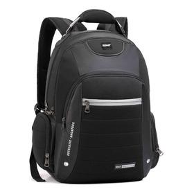 Mochila Feminina Escolar Sport Backpack Resistente Notebook