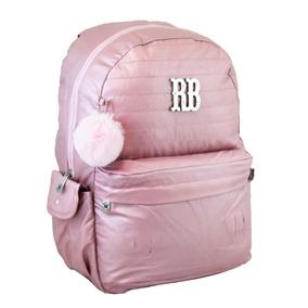9f8a73be1 Mochila Rebeca Bonbon Roxa - Mochila Escolar Rebecca Bonbon Dourado no  Mercado Livre Brasil
