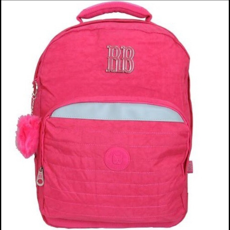 684e43aaa Mochila Feminina Rebecca Bonbon P/ Laptop Escolar Rosa - R$ 169,90 em  Mercado Livre