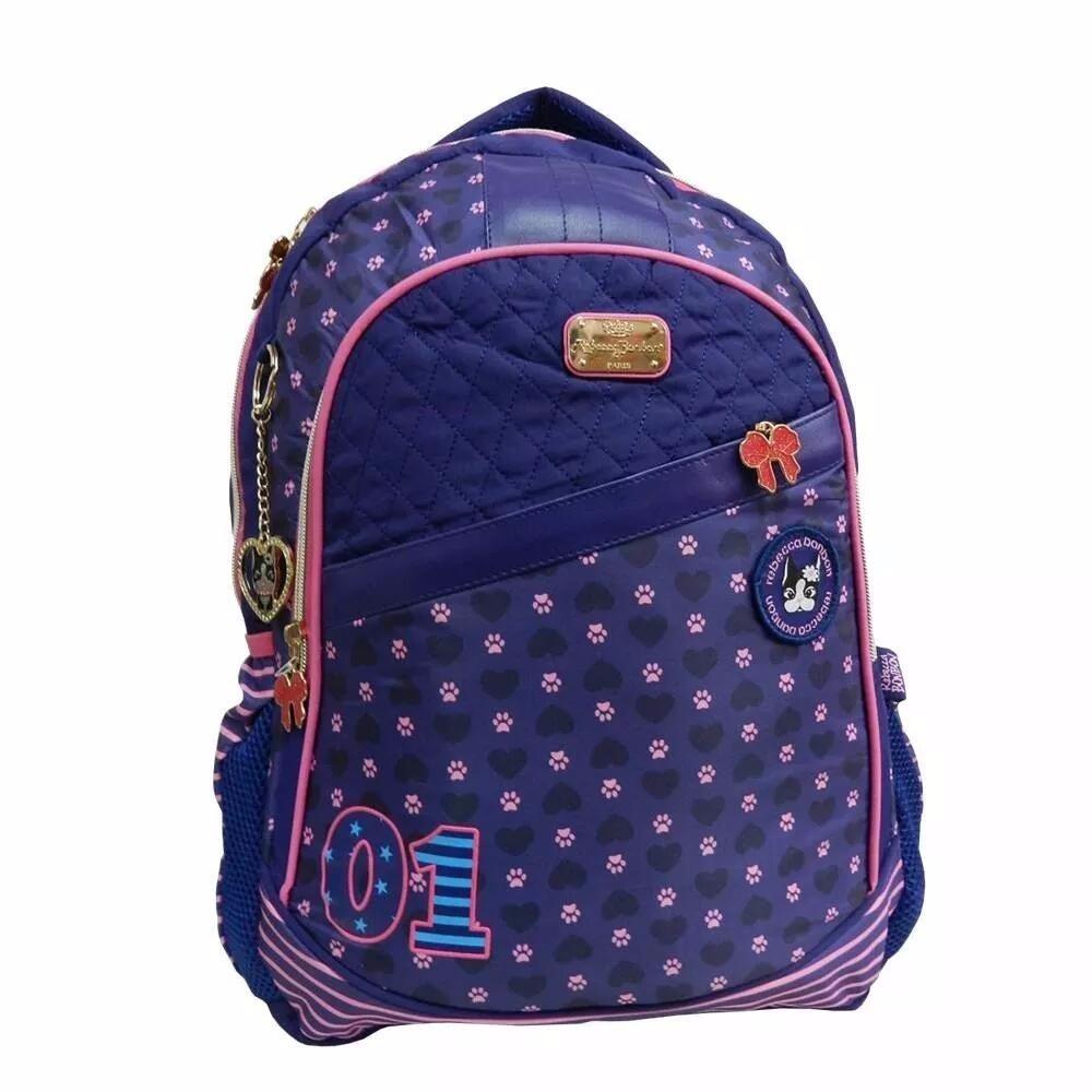 ed7f75b6f Mochila Feminina Rebecca Bonbon Para Laptop 17´´ - R$ 169,90 em ...