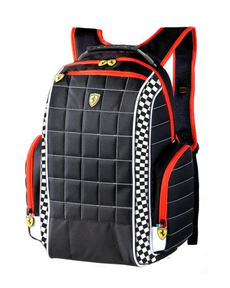 6a6455aa1 Mochila Ferrari F550 Preto - R$ 159,95 em Mercado Livre